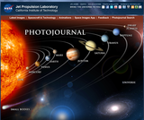 Photojournal: NASA's Image Access Home Page