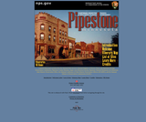 Pipestone, Minnesota -- National Register of Historic Places Travel Itinerary