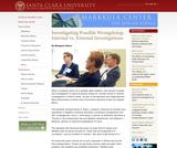 Investigating Possible Wrongdoing: Internal vs. External Investigations