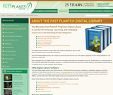 About the Wisconsin Fast Plants Program's Digital Library