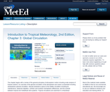 Introduction to Tropical Meteorology, 2nd Edition, Chapter 3: Global Circulation