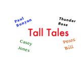 5th Grade Reading and Writing - Tall Tale