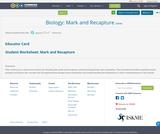 Biology: Mark and Recapture
