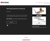 Writing Fabulous Features