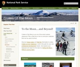 Managing Critical Resources at Craters of the Moon National Monument: A Curriculum for High School Students