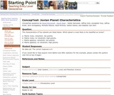 ConcepTest: Jovian Planet Characteristics