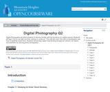 Digital Photography Q2