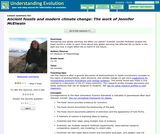 Ancient Fossils and Modern Climate Change: The Work of Jennifer Mcelwain