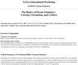 The Basics of Ocean Chemistry: Carbon, Circulation, and Critters