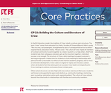 CP 23: Building the Culture and Structure of Crew
