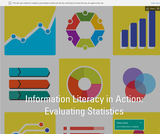 Information Literacy in Action: Evaluating Statistics