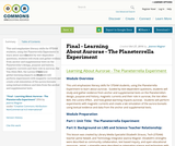Final - Learning About Aurorae - The Planeterrella Experiment
