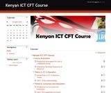 Kenyan ICT CFT Course