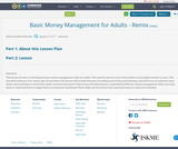 Basic Money Management for Adults - Remix