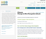 Climate Change in New Hampshire (final)