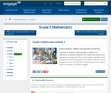 Grade 5 Module 3: Addition and Subtraction of Fractions