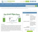 The Great Algae Race