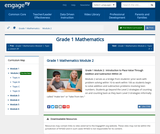 Grade 1 Module 2: Introduction to Place Value Through Addition and Subtraction Within 20