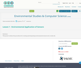Environmental Studies & Computer Science