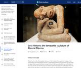 Lost History: the terracotta sculpture of Djenné Djenno
