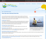 Video Clips about Collecting Climate Data