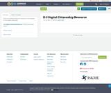 K-2 Digital Citizenship Resource