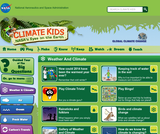 Climate Kids: Gallery of Weather and Climate