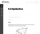 8.G Spiderbox
