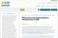 Howard County Public School's Introduction to OER