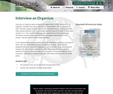 Interview an Organism
