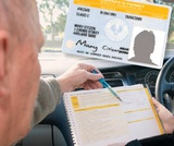 Driving correctly my English as I drive my car