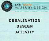 Desalination Design Activity