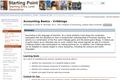 Accounting Basics - Cribbingo