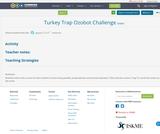 Turkey Trap Ozobot Challenge