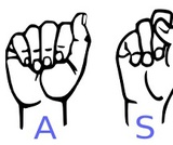 ABC's in American Sign Language (ASL)