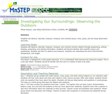 Investigating Our Surroundings: Observing the Outdoors