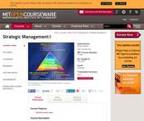 Strategic Management I, Fall 2006