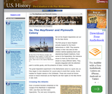 3a. The Mayflower and Plymouth Colony