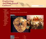 Exploring Ancient Greek Culture