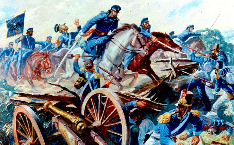 The Mexican-American War, 1846–1848