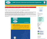 ADBU Journal of Electrical and Electronics Engineering (AJEEE)