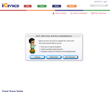 iCivics Game: Cast Your Vote