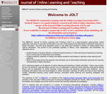 Journal of Online Learning and Teaching
