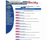 Chemistry Online Resource Essentials: Chapter 11 Thermochemistry