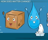 CHANGE OF STATE OF MATTER