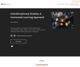Interdisciplinary Studies: A Connected Learning Approach