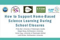 ClimeTime Professional Learning Session: How to Support Home-Based Science Learning During School Closures