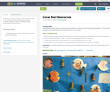 Coral Reef Resources