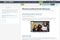 Elections and Voting Teacher Resources