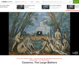 Cezanne's The Large Bathers